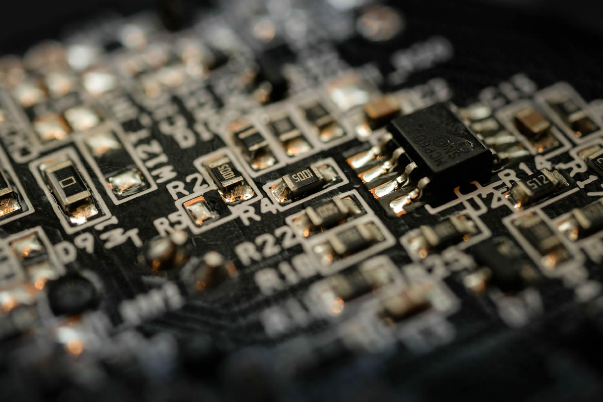 Reparación a Nivel Componente
